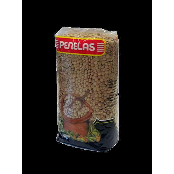 Castellana lentils Penelas 1 Kg