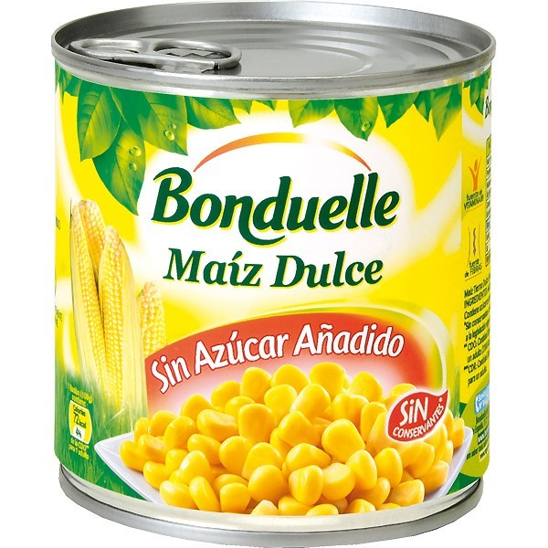 Corn Bonduelle Can 300 G.