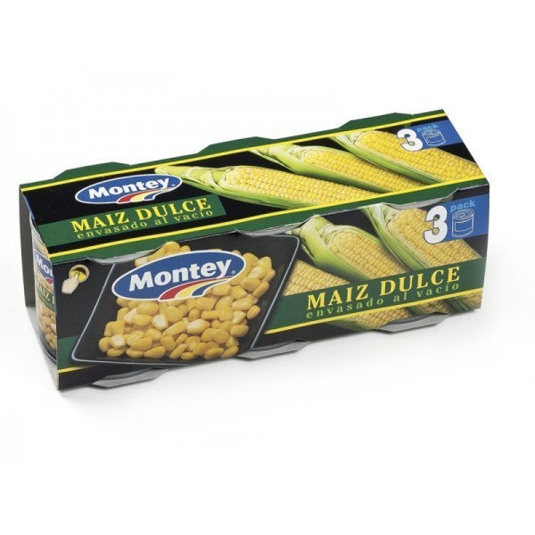Sweet corn Pack-3 Montey