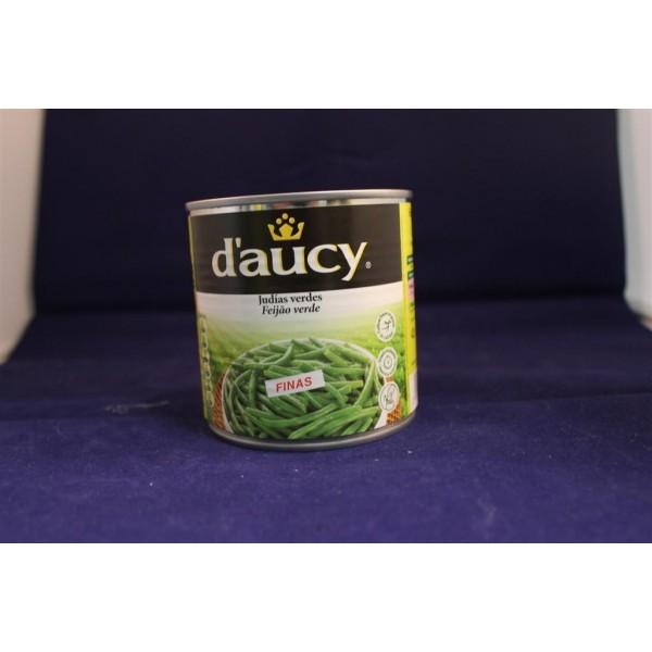 Green beans D`Aucy 500 Kg