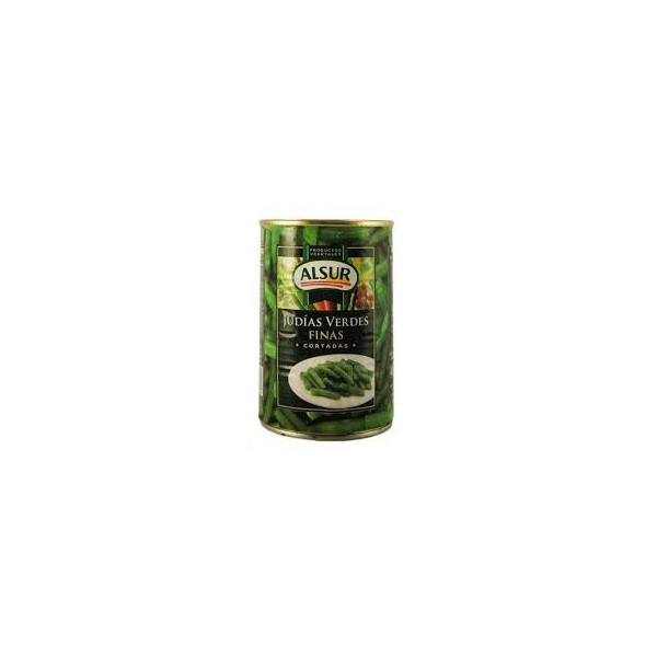Green beans Alsur Can 390 Grs