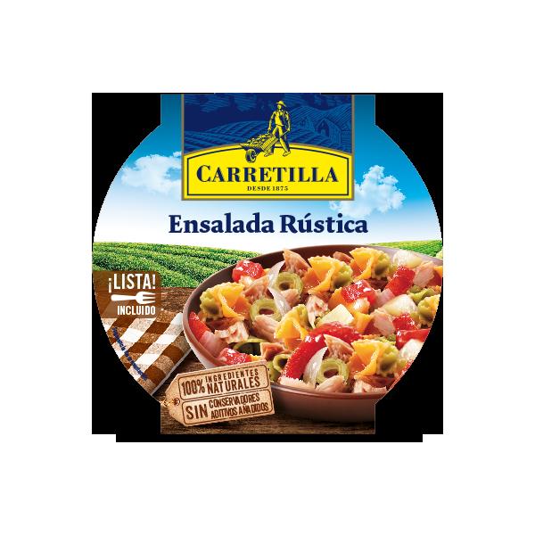 Rustic salad Carretilla