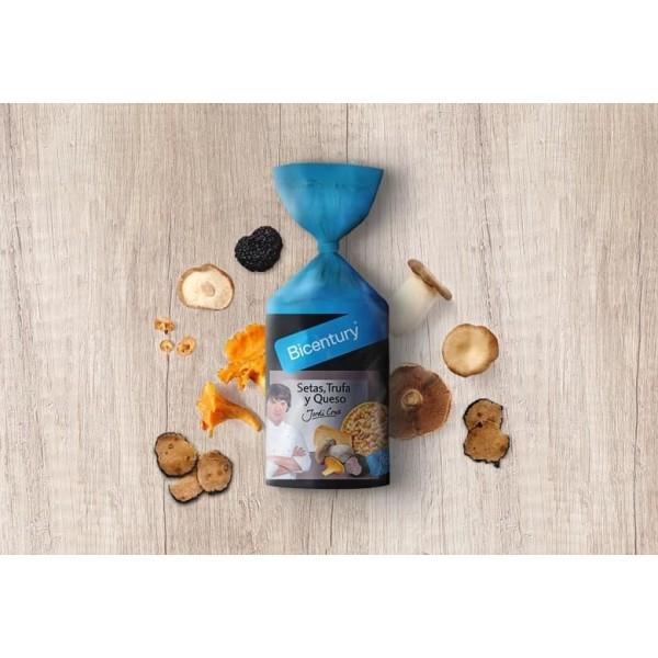 Bicentury Tortitas Corn ceps-truffle-Cheese