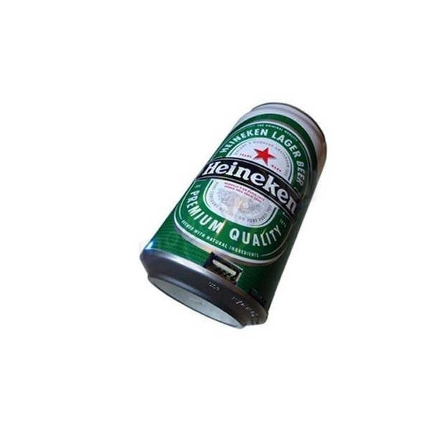 Bière Heineken 33 Cl pack 24