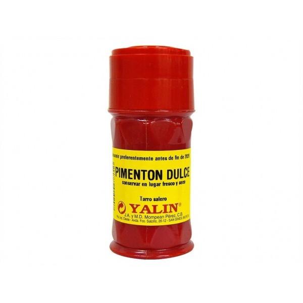 Spices Yalin paprika Sweet salt shaker