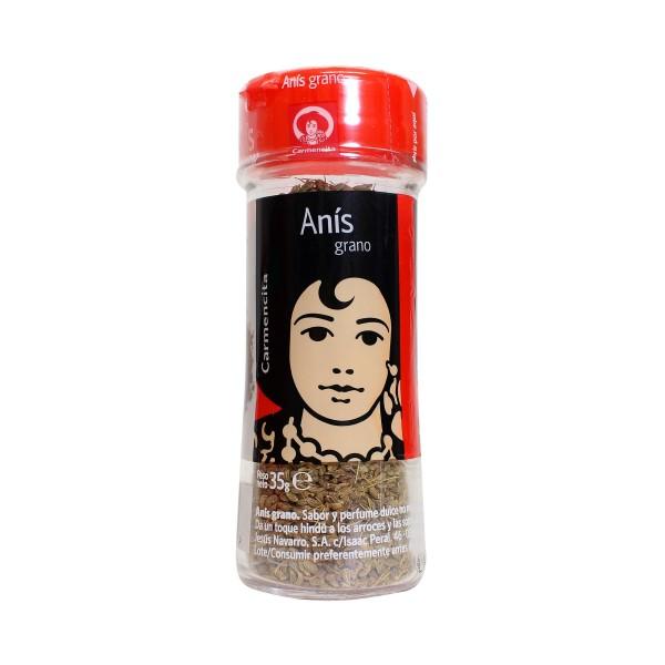Aniseed grain Carmencita