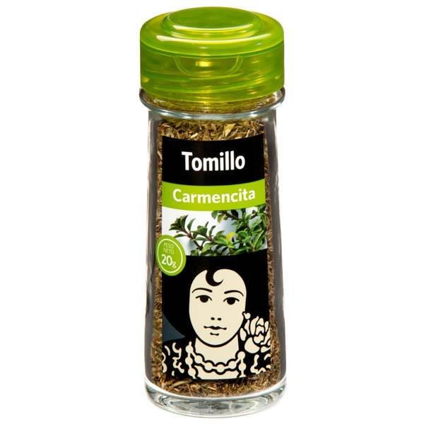 Tomillo Carmencita