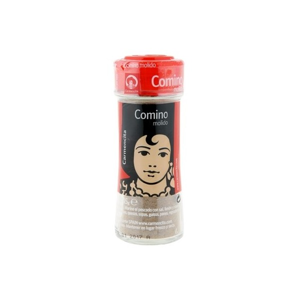 Ground cumin Carmencita
