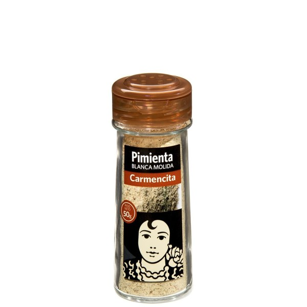 Ground white pepper Carmencita