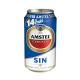 Amstel alcoholfree beer 37,5 Cl 0,95º pack 24
