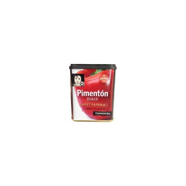 Sweet paprika Carmencita Can 1/8 76 Grs