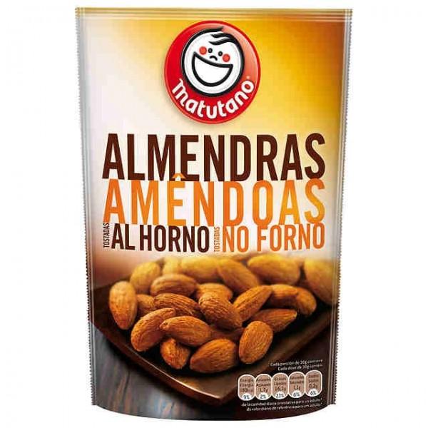 Matutano toasted almonds