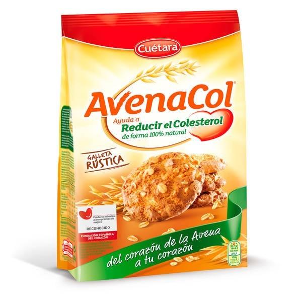 Biscuits Cuetara Avenacol Rustica 300 Grs