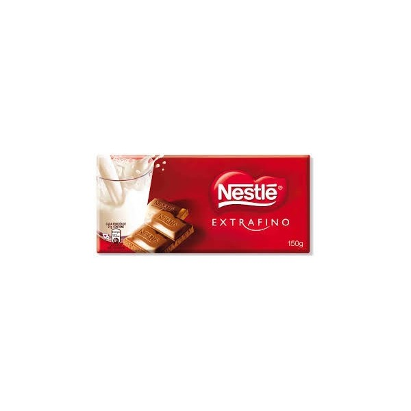 Extra Fine Milk Chocolate 125 Grs - Nestle