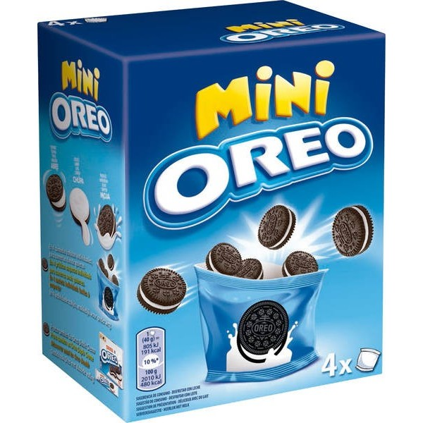 Biscuits Oreo Mini box 160 Grs