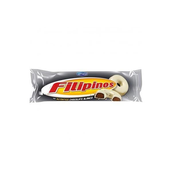 Biscuits white Filipinos 100 Grs