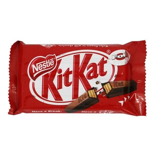Chocolate Kit Kat Pack 45 Grs-3 Milk - Nestle