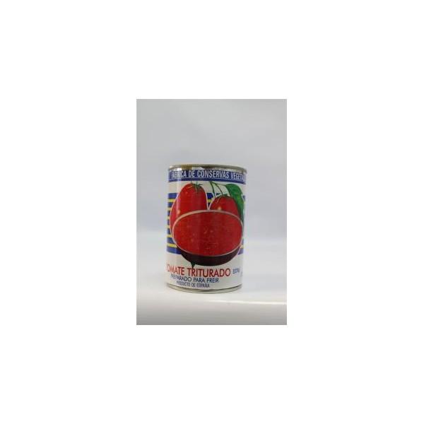 Crushed tomato Maria Del Carmen Triturado 390 Gr