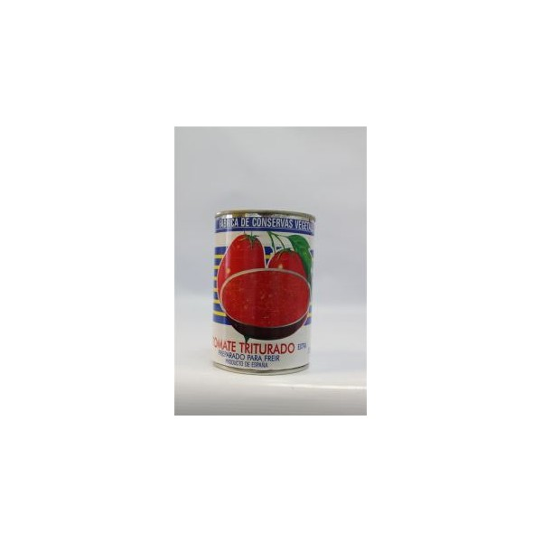 Tomate concassée Maria Del Carmen Triturado 390 Gr