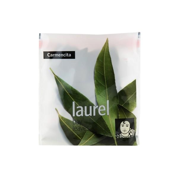 Laurel in leaves Carmencita