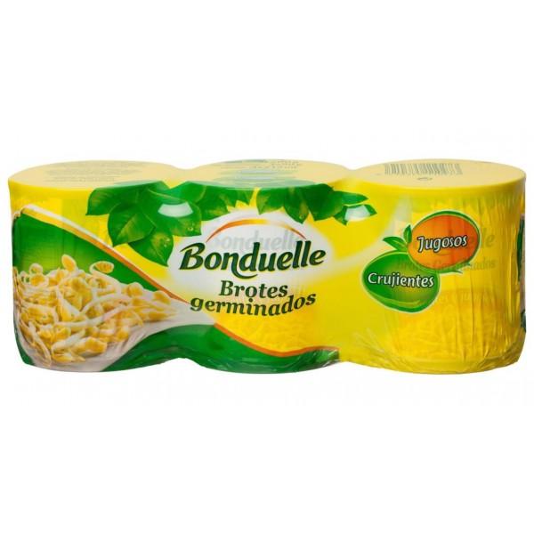 Soy Sprouts Bonduelle 1/4 - 3X90Grs