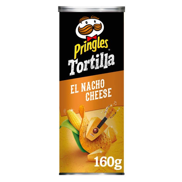 Pringles omelette Nacho Cheese 160 Gr