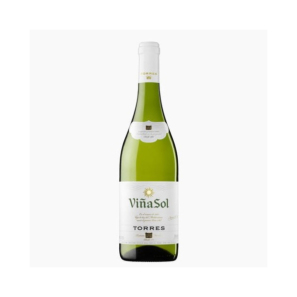 White wine Penedes Torres Vina Sol 75 Cl 11.5º