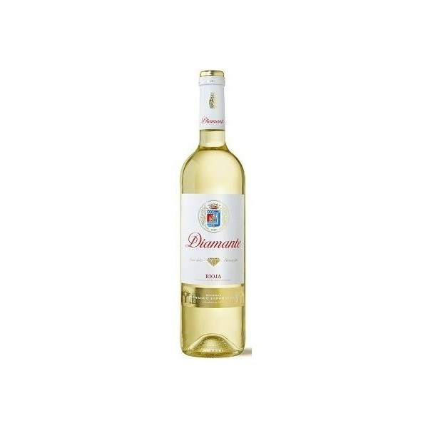White wine Rioja Diamante Blanco 75 Cl 12.5º