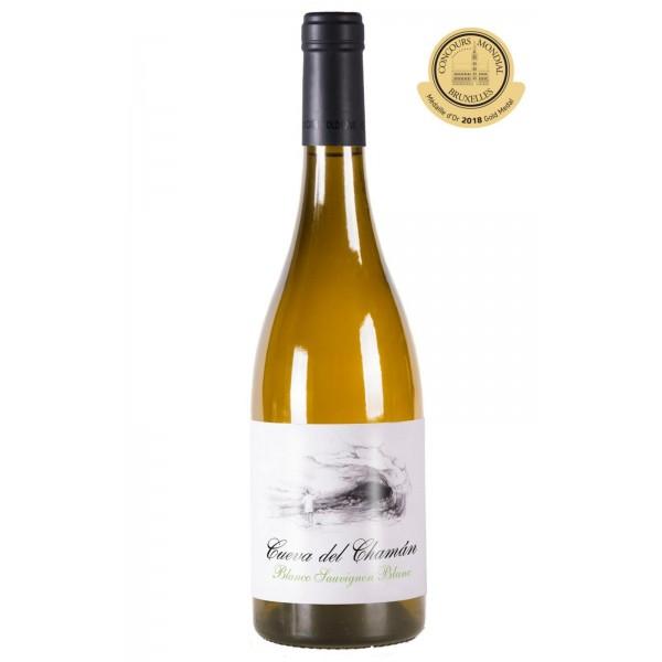 White wine Cueva De Chaman 75 Cl 75 Cl