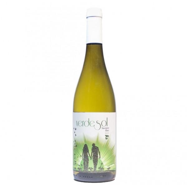 White wine Saugvignon 2016 Verdesol 75 Cl 13º
