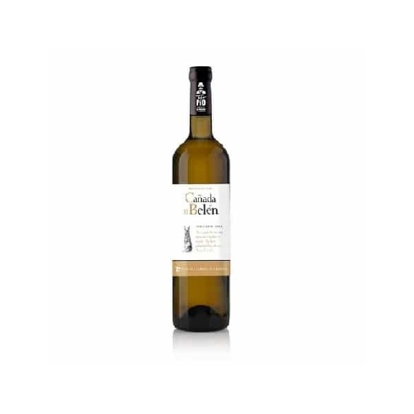 White wine Vino Canada De Belen 75 Cl 12.5º