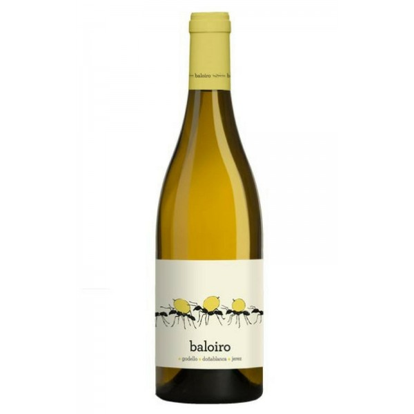 White wine Baloiro 75 Cl 13º