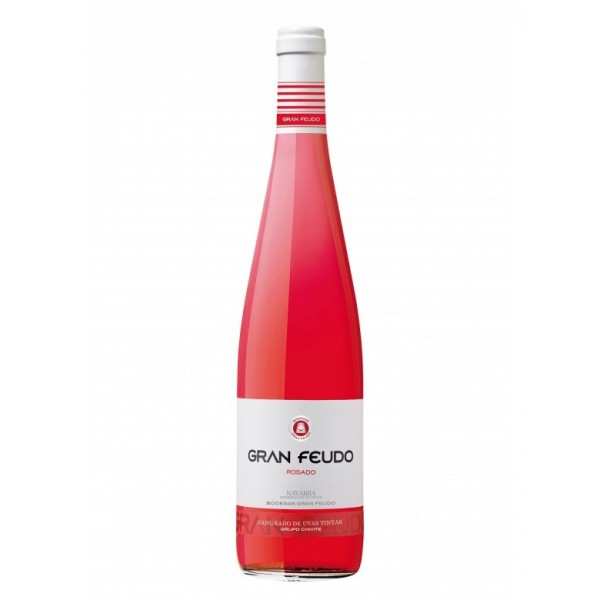 Rosé wine Navarra Chivete Gran Feudo 13º 75 Cl