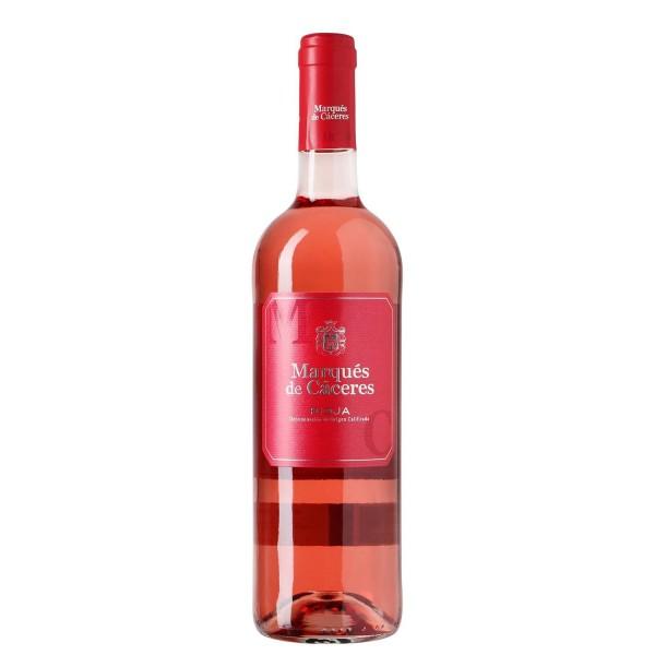 Rosé wine Rioja Marques Caceres Joven 75 Cl 13.5º
