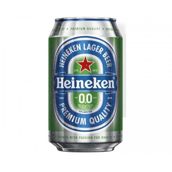Heineken Bier 0% 33 Cl Pack 24
