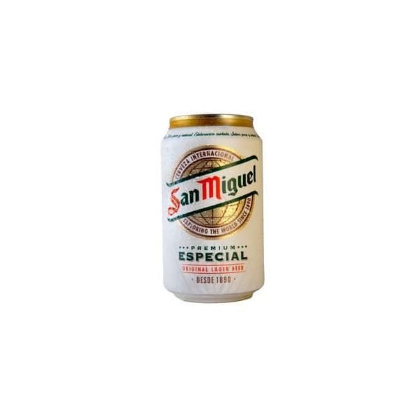 Cerveza San Miguel 33 Cl Pack 24