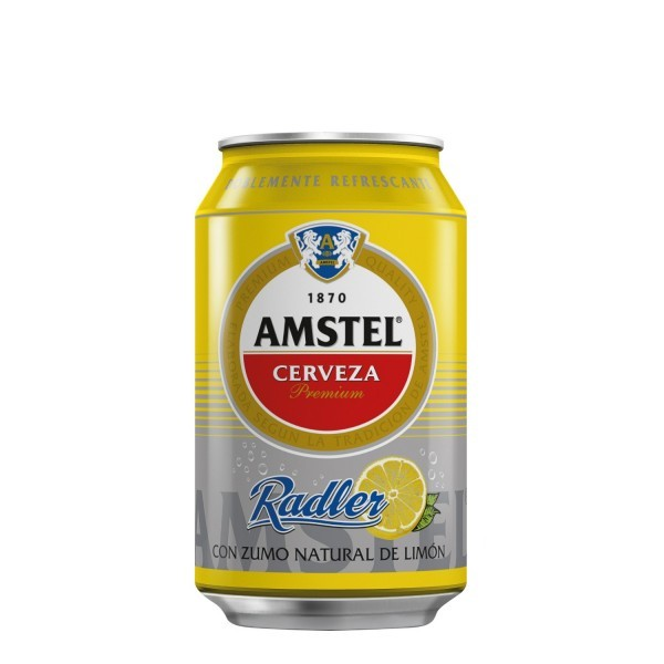 Amstel Radler Beer 33 Cl Pack 24