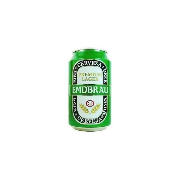Cerveza Emdbrau 33 Cl Pack 24
