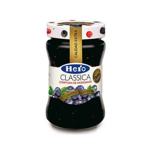 Blueberry jam Hero Classica 340 Gr