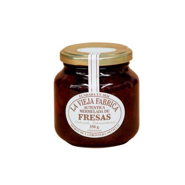 Strawberry marmalade 350 Gr -La Vieja Fabrica