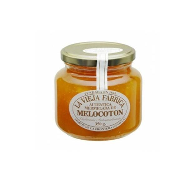 Peach marmalade 350 Gr - La Vieja Fabrica