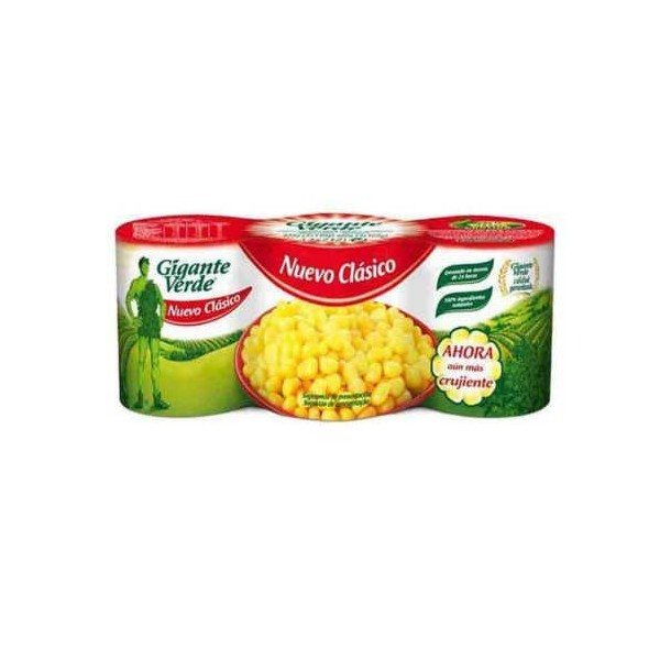 Sweet corn Green Giante Pack-3 480 Gr