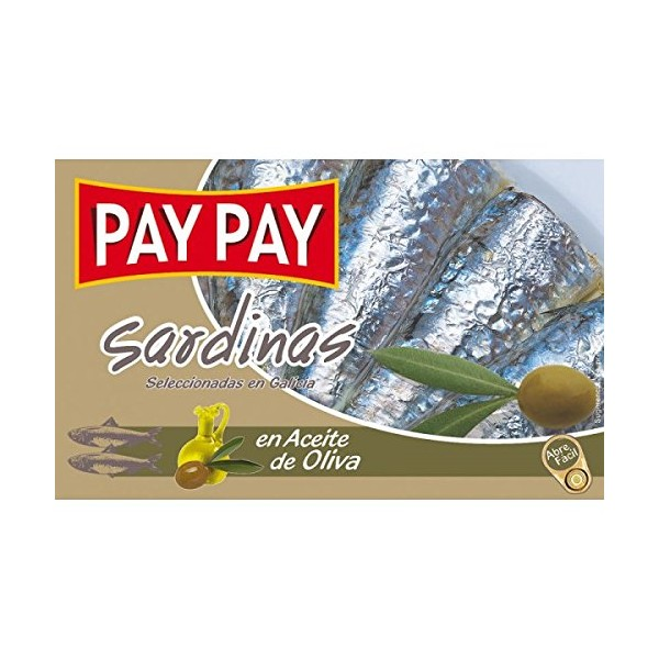 Sardines olive oil Rr-125 Grs Pay Pay