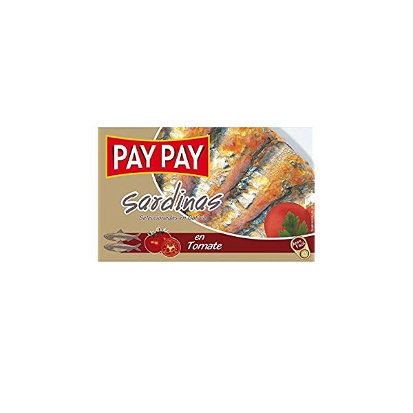 Sardines tomato sauce Rr-125 Grs Pay Pay
