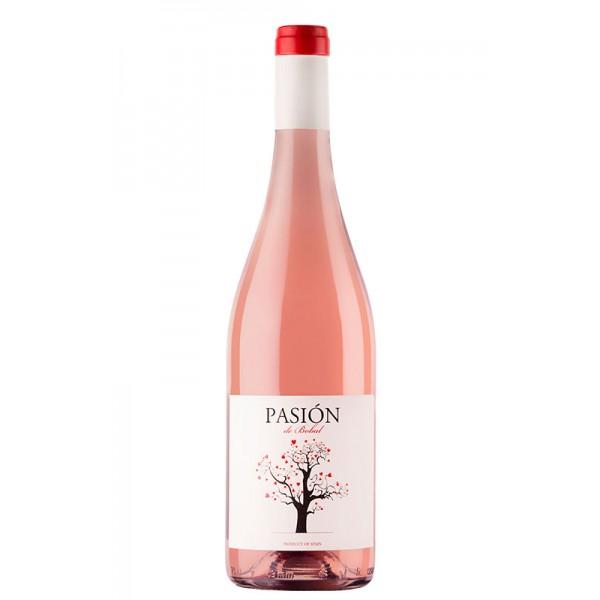 Rosé wine Pasion De Bobal 14º 75 Cl