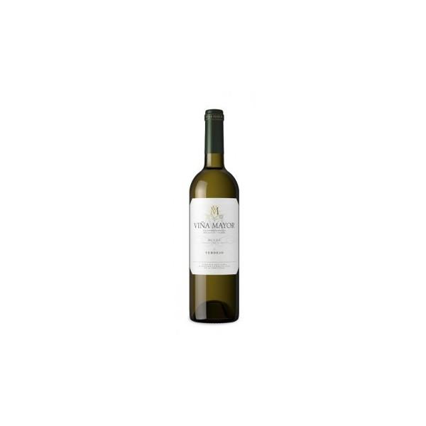Vin Blanc Vin Rueda Vina Mayor Verdejo 75 Cl