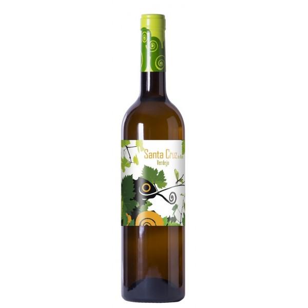 Vino Blanco Vino Blanco Verdejo Santa Cruz 75 Cl
