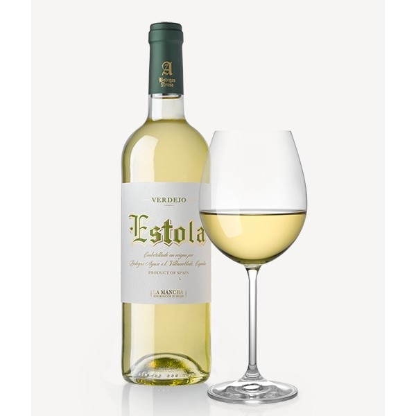 White wine Estola Verdejo 75 Cl