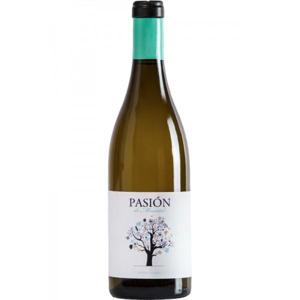 Vino Blanco Pasion De Moscatel Blanco 75 Cl