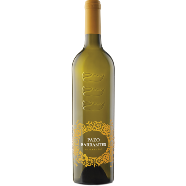 White wine Pazo De Barrantes 75 Cl